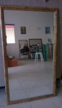 Καθρέπτης με κορνίζα Χρυσαφί