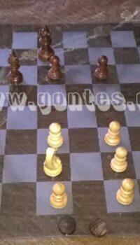 Γυάλινο Σκάκι