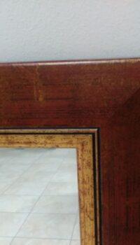 Καθρέπτης με κορνίζα 6 cm